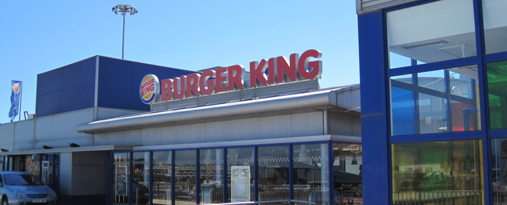 Burger King<sup>&reg</sup> Churriana<br>